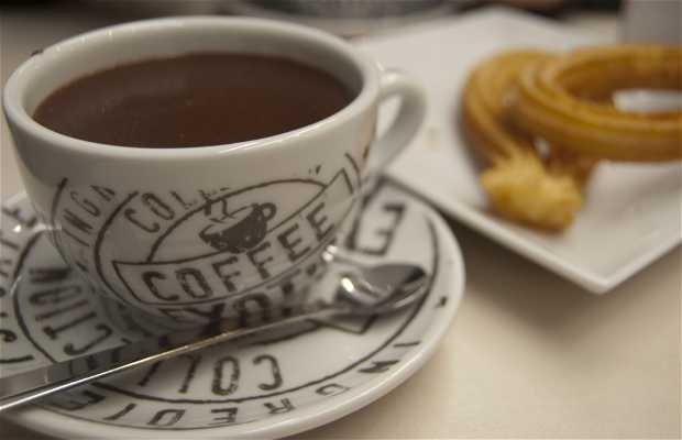 Ingredients: Café Fnac Callao