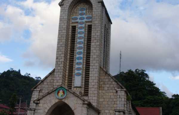 Iglesia de Sapa