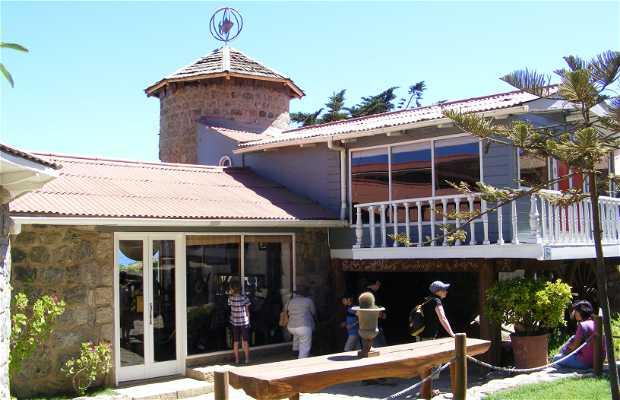 Casa museo de Pablo Neruda