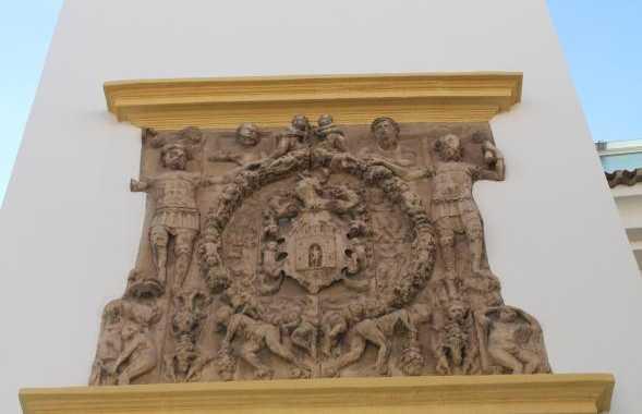 Escudo de los García de Alcaraz