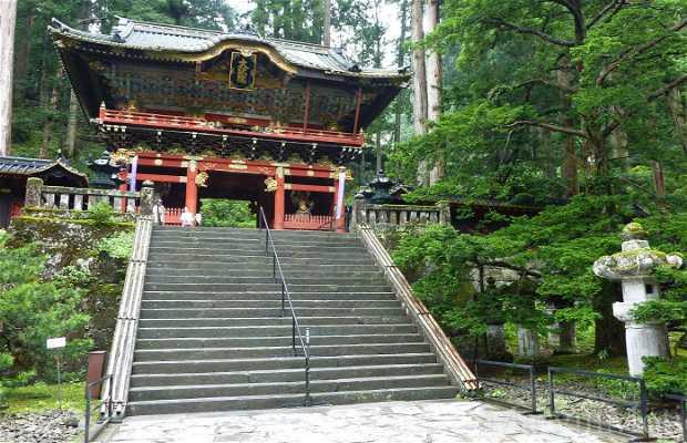 Taiyuin-byo Shrine