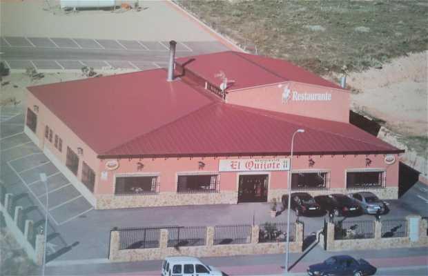 El Quijote Restaurante