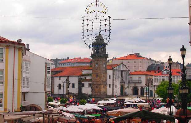 Centro histórico de Betanzos