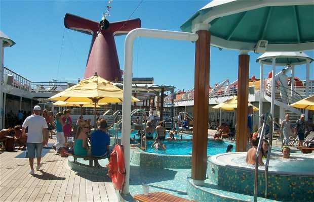 Carnival Inspiration bateau de croisière