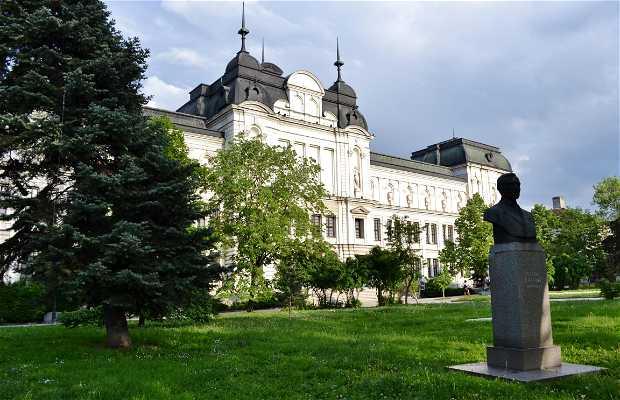 Galleria nazionale di Arte straniera