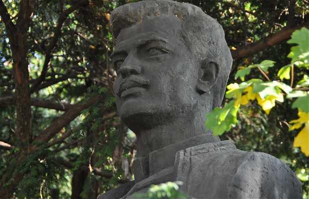 Estatua de Georgi Benkovsi