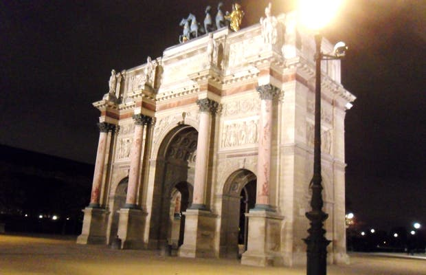 Arco de Triunfo del Carrusel