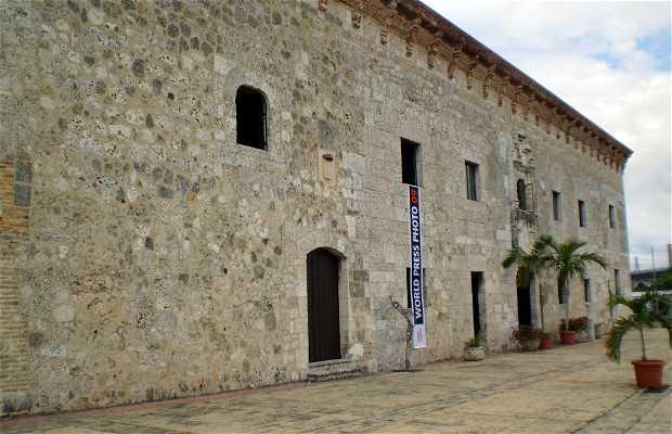 Museo delle Case Reali a Santo Domingo