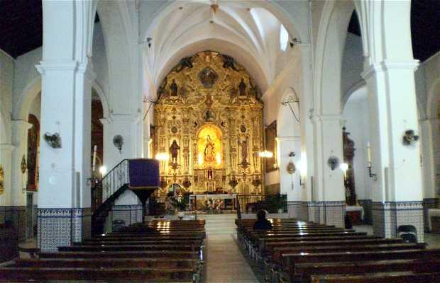 Chiesa di San Giacomo Apostolo a Huelva