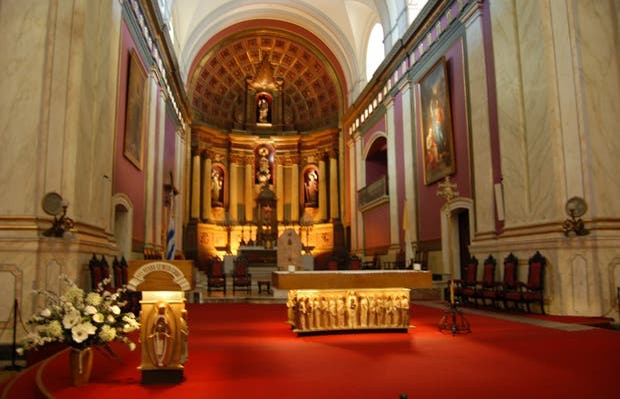 Cathédrale Métropolitaine de Montevidéo