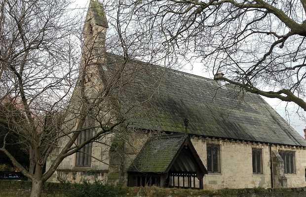 Iglesia de San Juan de Bondgate