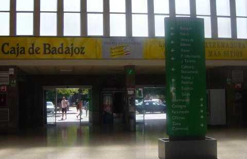 Estación de autobuses de Badajoz