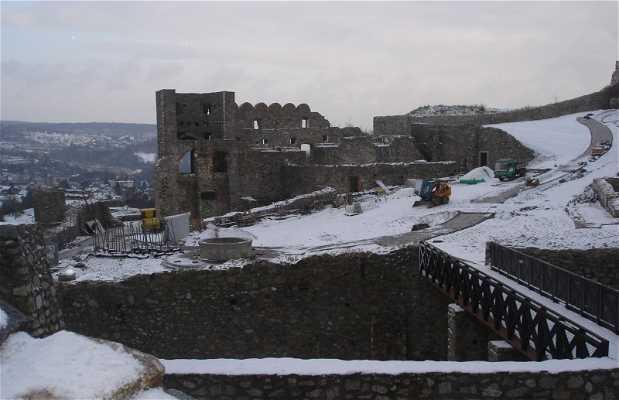 Castillo de Devín