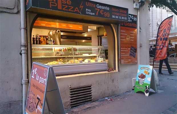 La Crise Pizza