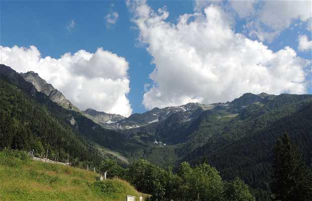 Valle de Gleyzin