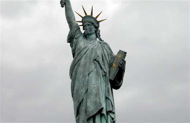 Estatua de la Libertad - París