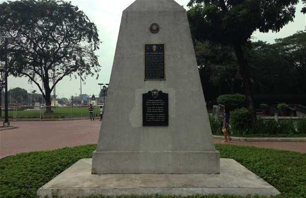Monumento a Gomburza