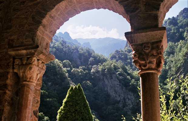 Abbazia Saint-Martin du Canigou