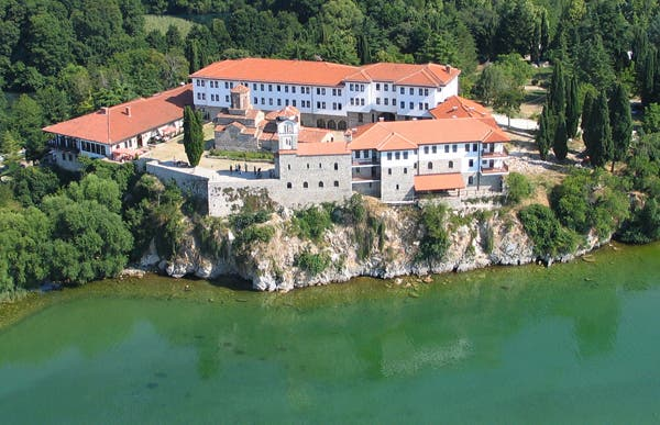 Lago de Ohrid