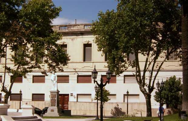 Capilla del Colegio Nuestra Señora del Huerto