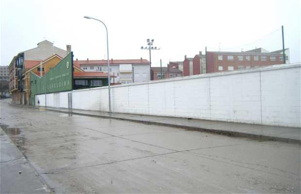 Estadio de Futbol La Eragudina