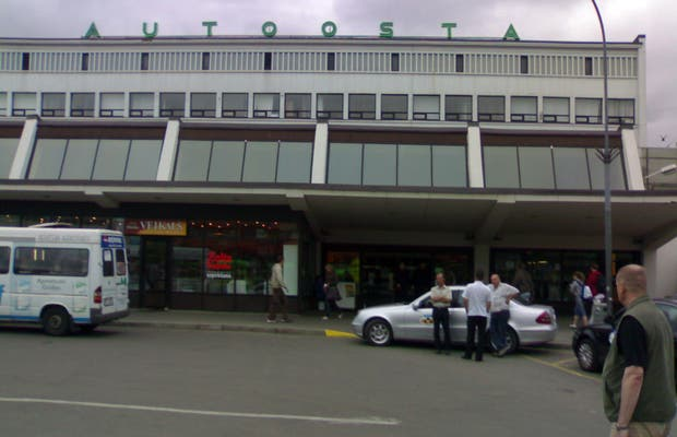 Riga International Coach Terminal