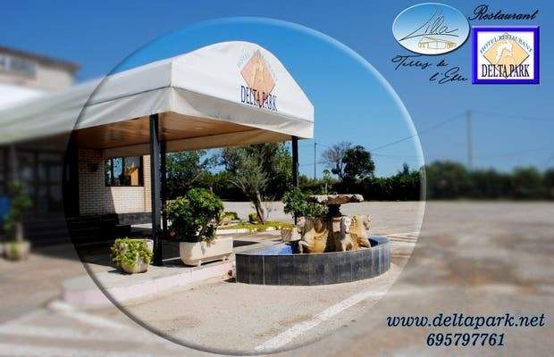 Restaurant Delta Park