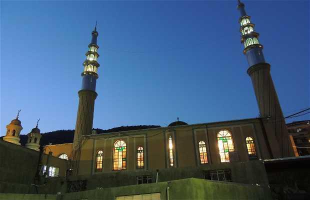 Mezquita de Negel