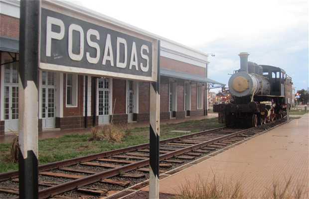 Antigua Estación Posadas
