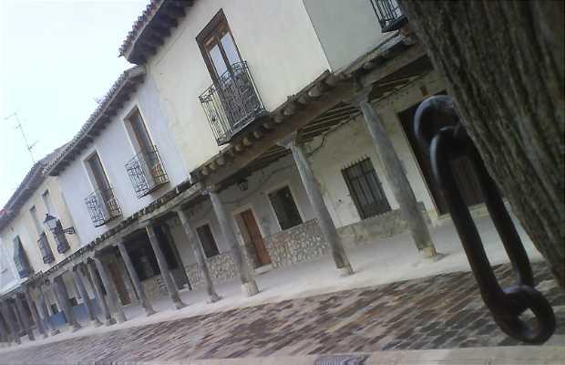 Calles de Ampudia