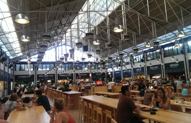 Mercado da Ribeira (Time Out Market)
