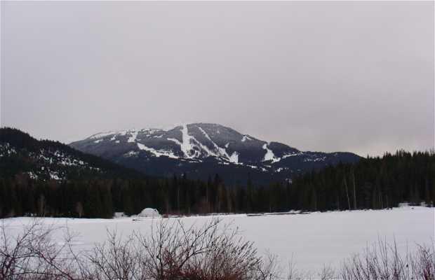 Lost Lake y sus pistas de esqui de fondo