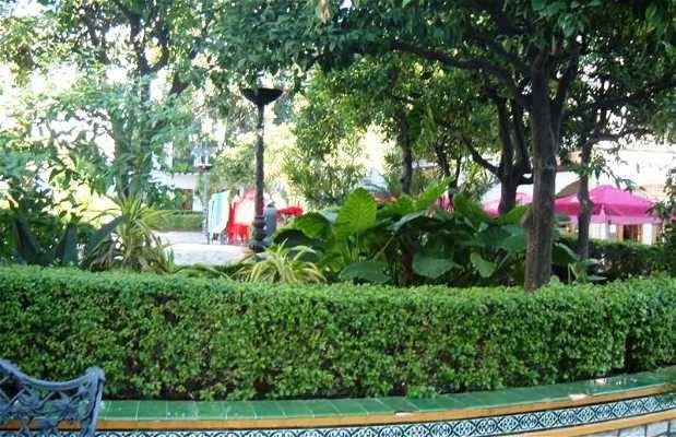 Piazza de las Flores a Estepona