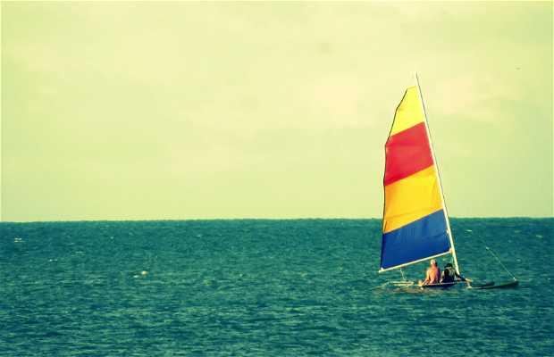 Praia de Perequê