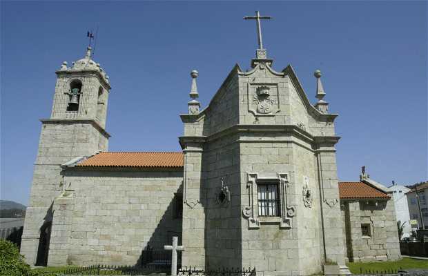 Iglesia de Santa María de Caldas