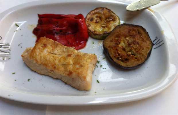Restaurante Piegari