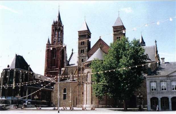 Basilica di San Servaaskerk a Maastricht