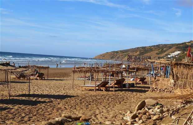 Playa de Sidi Mghait