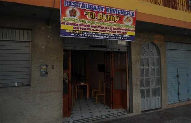 Restaurante cevicheria El Buno