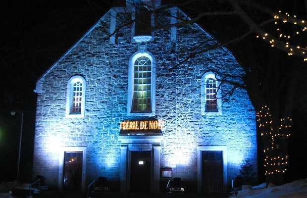 St-Elie-de-Caxton Village Church