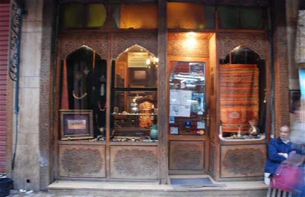 Antigüedades El Abidi Nasser Eddine