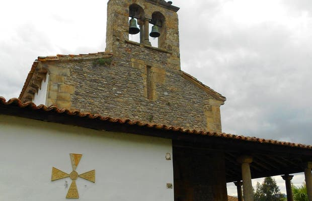Iglesia de San Julián de Cazanes