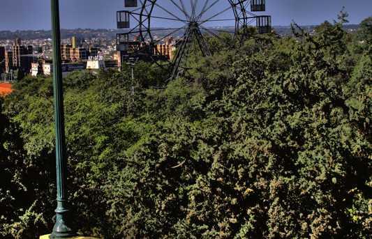 Le parc Sarmiento