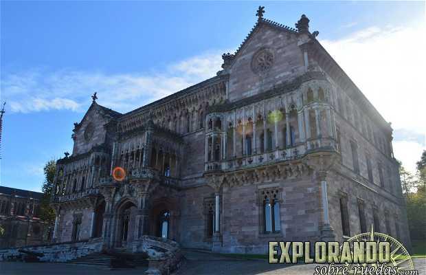 Il palazzo di Sobrellano