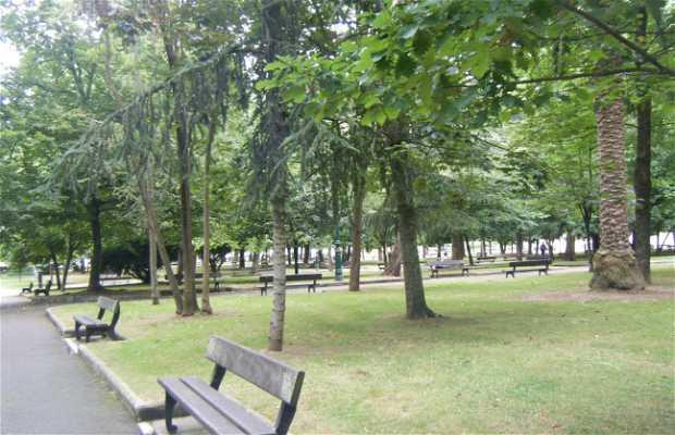 Manuel Barquin Park