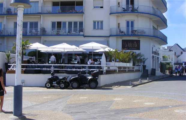 Restaurante La Voile d'Or