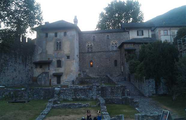 Visconteo Castle