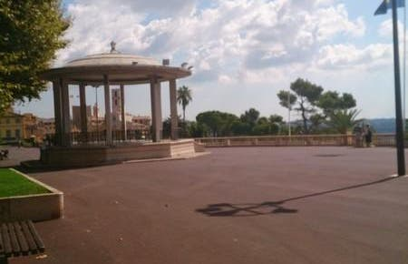 Plaza de Grasse