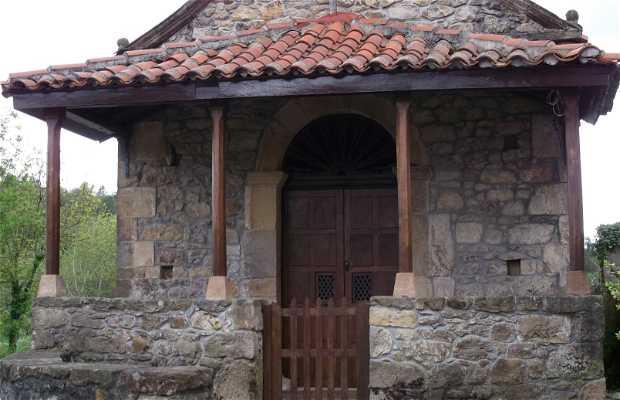 Capilla de San Antonio de Cervera