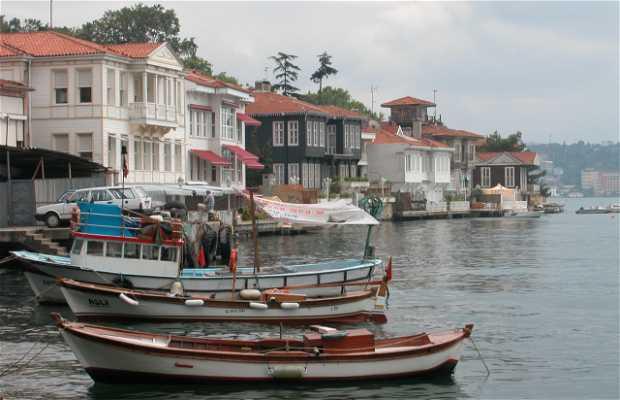 Kumkapi district